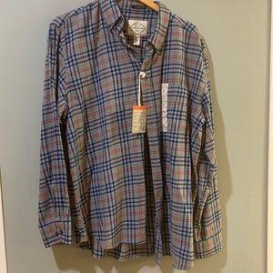 St.Johns Bay flannel shirt